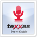 teXXas Event Guide App Icon