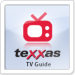 teXXas TV Guide App Icon